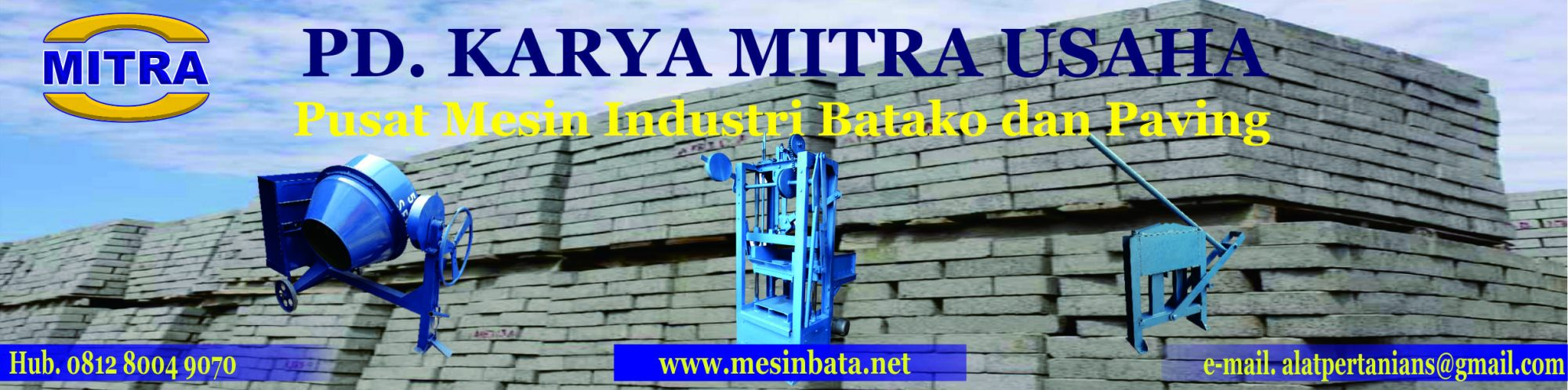 Mesin Press Batako | Mesin Paving Block | Mesin Press Paving Block Hidrolik | Mesin Bata Merah | Cetakan Batako Manual | Cetakan Kanstin | Cetakan Gorong Gorong